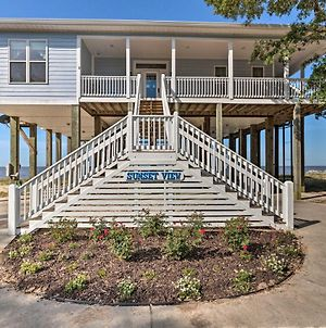 Sunset View Serene Gulf Getaway With Service Lift photos Exterior