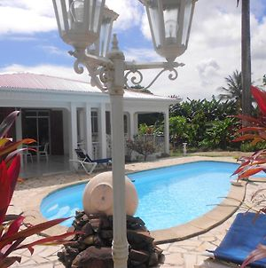 Villa With 4 Bedrooms In Sainte Anne With Private Pool Furnished Terrace And Wifi 8 Km From The Beach photos Exterior