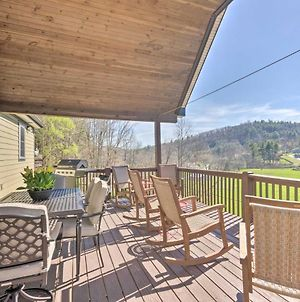 Chic Asheville Retreat With Game Room & Views! photos Exterior