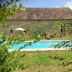 Villa With 4 Bedrooms In Domme With Private Pool Furnished Garden And Wifi photos Exterior