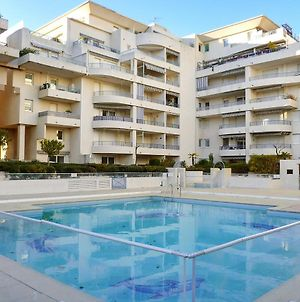 Apartment With One Bedroom In Frejus With Wonderful City View Shared Pool And Balcony 300 M From The Beach photos Exterior