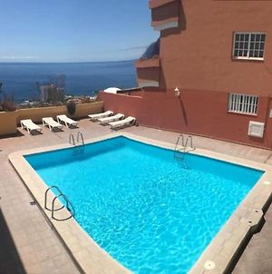 Apartment With One Bedroom In Santiago Del Teide, With Wonderful Sea View, Shared Pool And Terrace photos Exterior