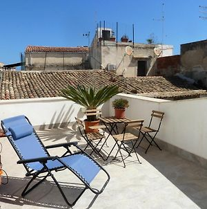 Studio In Siracusa With Wonderful City View Furnished Terrace And Wifi 200 M From The Beach photos Exterior