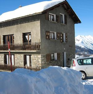 Apartment With One Bedroom In Les Menuires With Wonderful Mountain View Terrace And Wifi 800 M From The Slopes photos Exterior