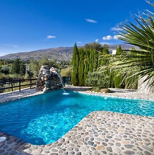 Villa With 3 Bedrooms In Orgiva With Wonderful Mountain View Private Pool Enclosed Garden photos Exterior
