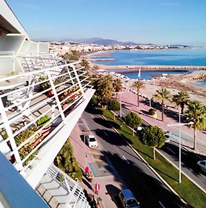 Apartment With One Bedroom In Cagnessurmer With Wonderful Sea View Furnished Terrace And Wifi 100 M From The Beach photos Exterior