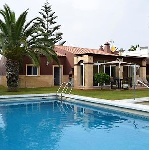 Villa With 3 Bedrooms In Roquetas De Mar, With Private Pool And Furnished Terrace photos Exterior