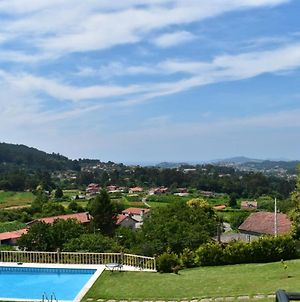 Villa With 3 Bedrooms In Gondomar With Wonderful Sea View Private Pool Enclosed Garden 7 Km From The Beach photos Exterior