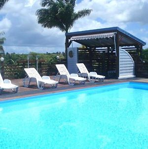 House With 3 Bedrooms In Sainte Anne With Shared Pool Enclosed Garden And Wifi 3 Km From The Beach photos Exterior