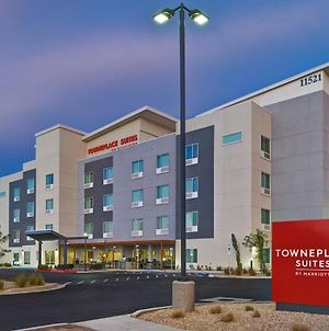 Towneplace Suites By Marriott El Paso East/I-10 photos Exterior