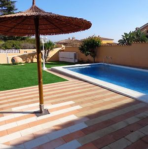 Villa With 4 Bedrooms In Benifayo With Wonderful Sea View Private Pool Enclosed Garden 35 Km From The Beach photos Exterior