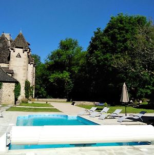 Mansion With 9 Bedrooms In Bassignac With Private Pool Enclosed Garden And Wifi photos Exterior
