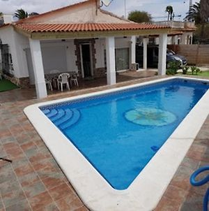 Villa With 3 Bedrooms In Orihuela With Private Pool Enclosed Garden And Wifi 2 Km From The Beach photos Exterior