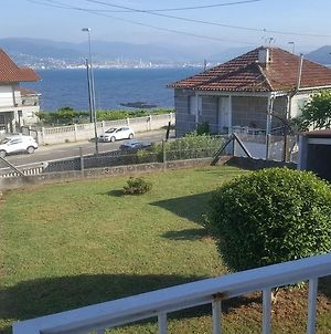 House With 3 Bedrooms In Pontevedra, With Wonderful Sea View And Enclosed Garden - 50 M From The Bea photos Exterior