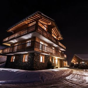 Chalet Haut De Cry By Swiss Alps Village photos Exterior