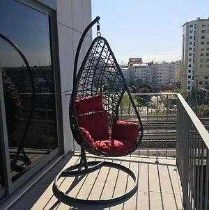 Apartment With One Bedroom In Aveiro With Wonderful Sea View Furnished Garden And Wifi 11 Km From The Beach photos Exterior