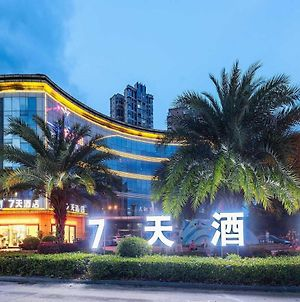 7 Days Hotel Suining Daying China Dead Sea Senic Area Branch photos Exterior