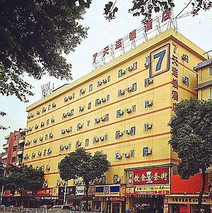 7Days Inn Guangzhou Panyu Bridge Street Branch photos Exterior