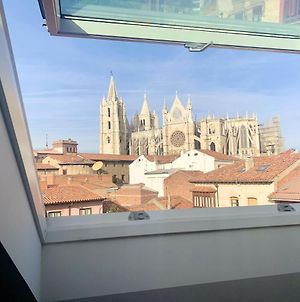 Studio In Leon With Wonderful City View And Wifi photos Exterior
