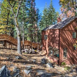 Rustic 1Bdr W Loft Cabin- Inside Yosemite National Park photos Exterior