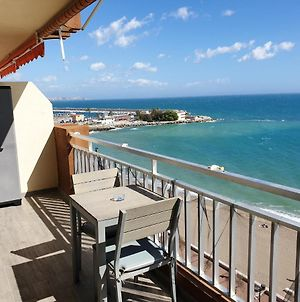 Apartment With One Bedroom In Fuengirola With Wonderful Sea View Shared Pool Terrace 30 M From The Beach photos Exterior