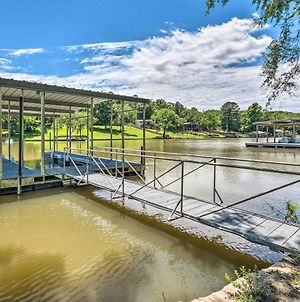 Lakefront Hot Springs Home With Updated Deck & Dock! photos Exterior