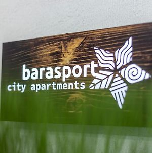 Barasport City Apartments photos Exterior