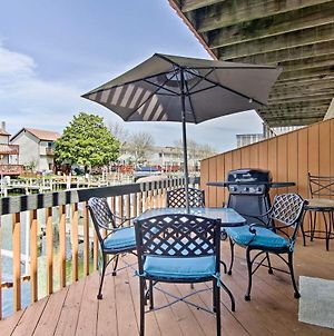 Remodeled Ocean City Home Boat Lift And Harbor View photos Exterior