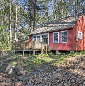 Cozy Northwood Lake Cabin On Secluded Beach! photos Exterior