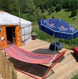 Mongolian Yurt Near Mont Blanc photos Exterior