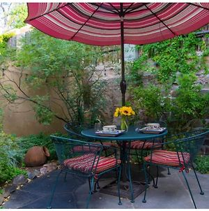 Buenas Noches - Quintessential Eastside Getaway With Spacious Patio, Two Kiva Fireplaces Vr photos Exterior