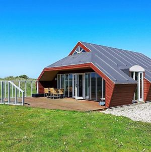Three-Bedroom Holiday Home In Lokken 45 photos Exterior