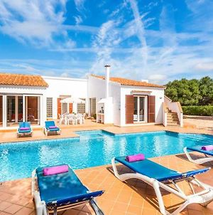 Binibequer Vell Villa Sleeps 7 With Pool Air Con And Wifi photos Exterior