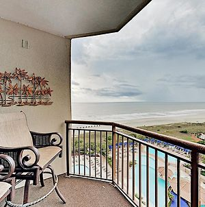 Immaculate Beachfront Condo W/ Resort-Style Pools Condo photos Exterior