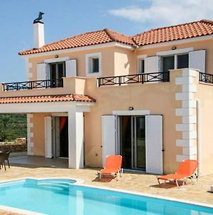 Villa With 3 Bedrooms In Lixouri With Wonderful Sea View Private Pool Furnished Garden 200 M From The Beach photos Exterior