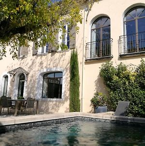Villa With 4 Bedrooms In Carpentras With Private Pool Enclosed Garden And Wifi photos Exterior