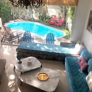 Villa With 2 Bedrooms In Casablanca, With Private Pool, Enclosed Garden And Wifi - 1 Km From The Beach photos Exterior