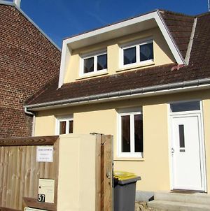 House With 3 Bedrooms In Berck, With Enclosed Garden - 500 M From The Beach photos Exterior
