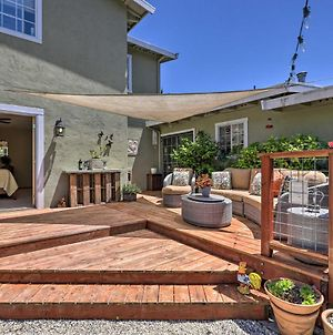 Dog-Friendly Wine Country Retreat - 1.5Mi To Plaza photos Exterior
