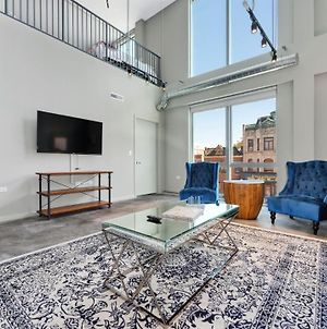 New Stylish 3Br Loft In Wicker Park photos Exterior