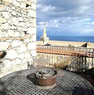 House With 2 Bedrooms In Taormina With Wonderful Sea View Furnished Terrace And Wifi 3 Km From The Beach photos Exterior