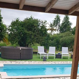 Apartment With One Bedroom In Les Abymes With Private Pool Enclosed Garden And Wifi 13 Km From The Beach photos Exterior