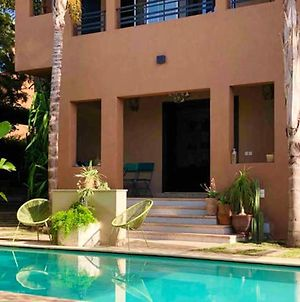 Villa With 4 Bedrooms In Marrakech With Private Pool Enclosed Garden And Wifi photos Exterior
