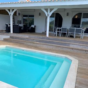 Villa With 2 Bedrooms In Saint Martin With Wonderful Sea View Private Pool Enclosed Garden photos Exterior