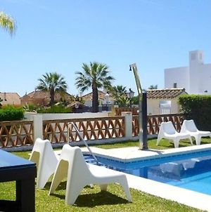 Villa With 3 Bedrooms In Marbella With Wonderful Sea View Private Pool Terrace 150 M From The Beach photos Exterior