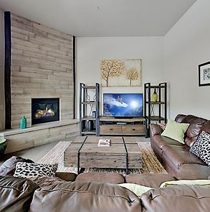 Park City Mountain Basecamp With Pool & Hot Tub Townhouse photos Exterior
