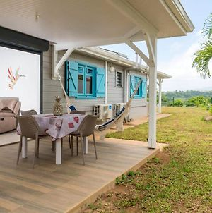 House With 2 Bedrooms In Petit Bourg With Wonderful Mountain View Shared Pool Enclosed Garden 14 Km From The Beach photos Exterior