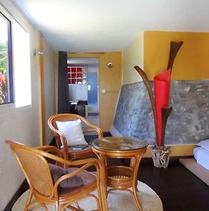 Studio In Etang Sale, With Wonderful Sea View, Private Pool, Enclosed Garden photos Exterior