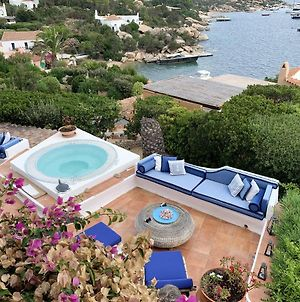 Villa With 4 Bedrooms In Porto Rafael With Wonderful Sea View Enclosed Garden And Wifi 400 M From The Beach photos Exterior