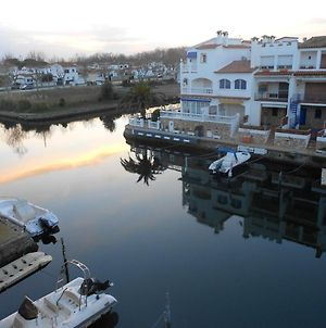 Apartment With One Bedroom In Empuriabrava With Wonderful Sea View And Furnished Balcony photos Exterior